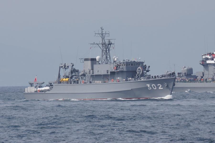 した と 掃海 は 艇 を 戦争 派遣 しよう No.693 機雷除去に命をかけた男たち(下):