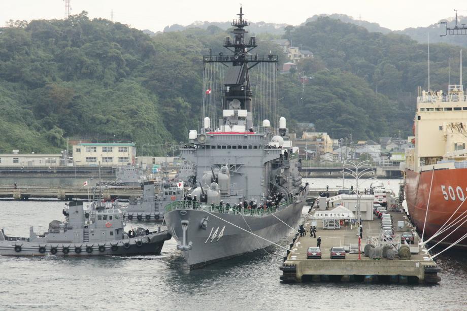 日本海军主战舰艇大全