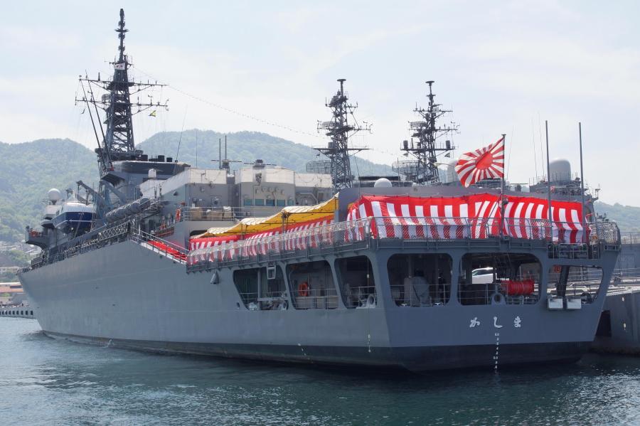 練習巡洋艦 香取・鹿島の効果について ...